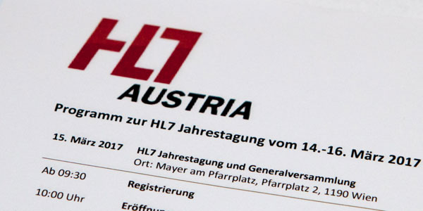 HL7 Austria Celebrates 10th Anniversary