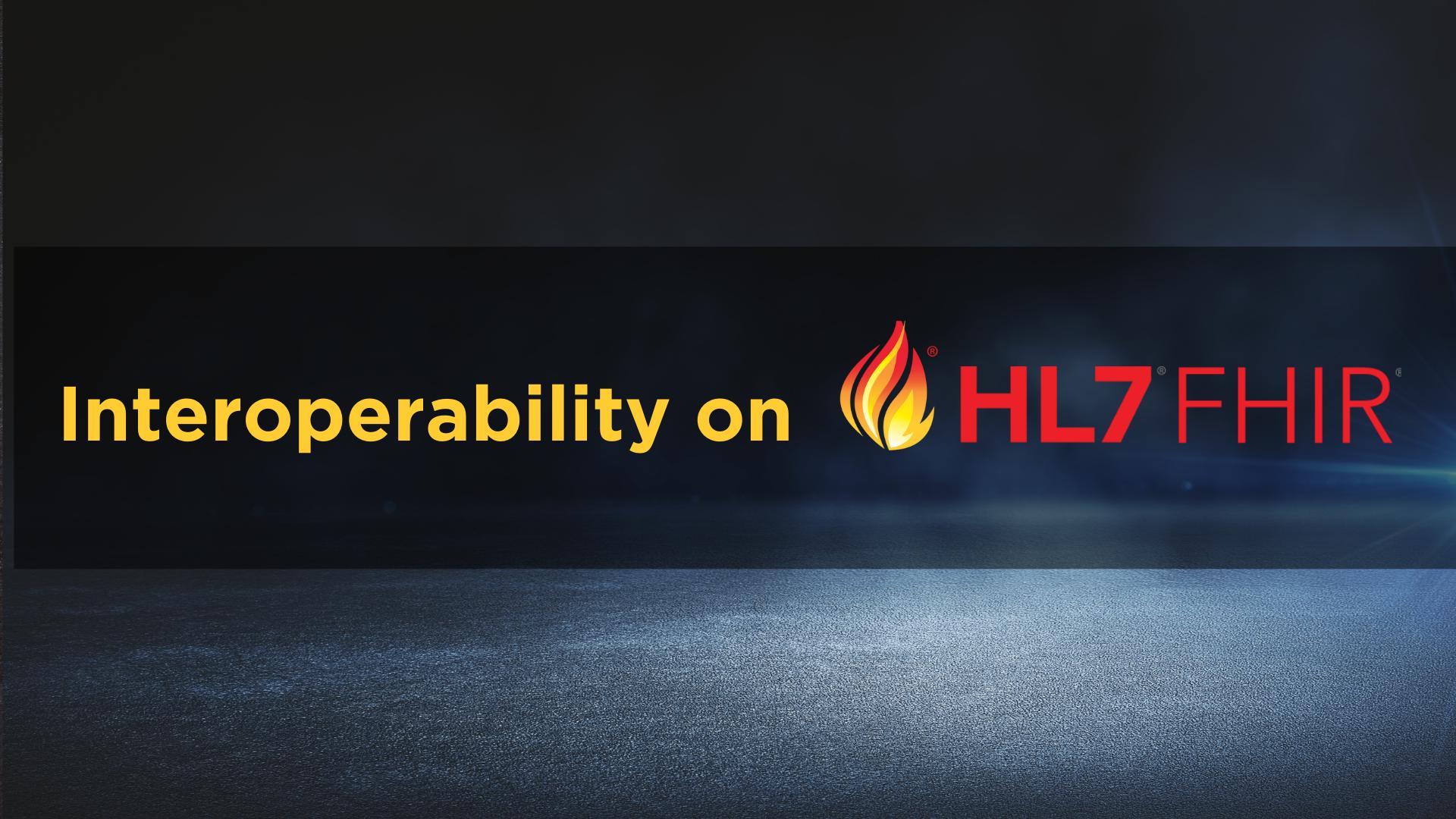 Interoperability on FHIR