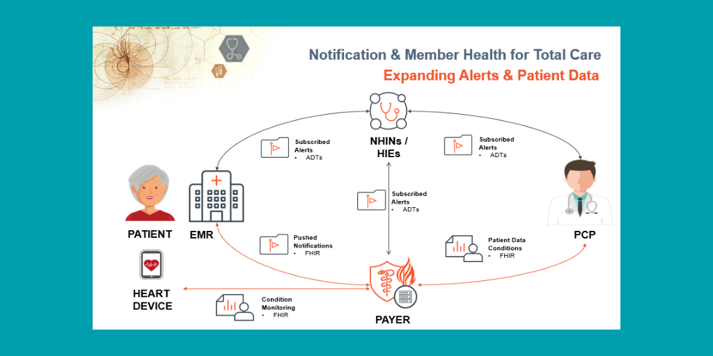 Notification and Member Health Slide