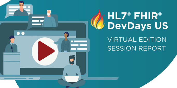 ‏Virtual DevDays session report